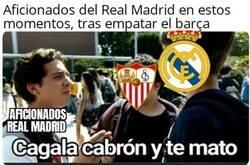 Enlace a El Real Madrid en estos momentos