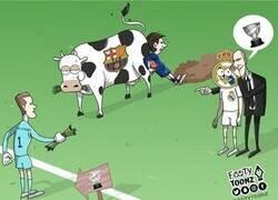 Enlace a El Madrid tiene la oportunidad de ponerse en cabeza, por @footytoonz