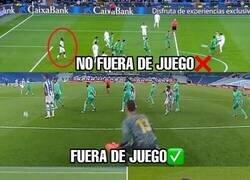 Enlace a No favorecen al Madrid, para nada