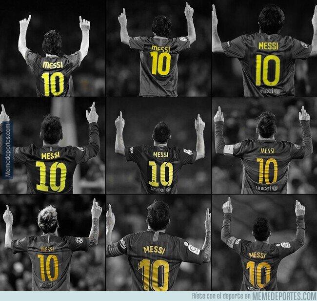1107391 - Hoy cumple años el mejor de todos. Leo Messi.