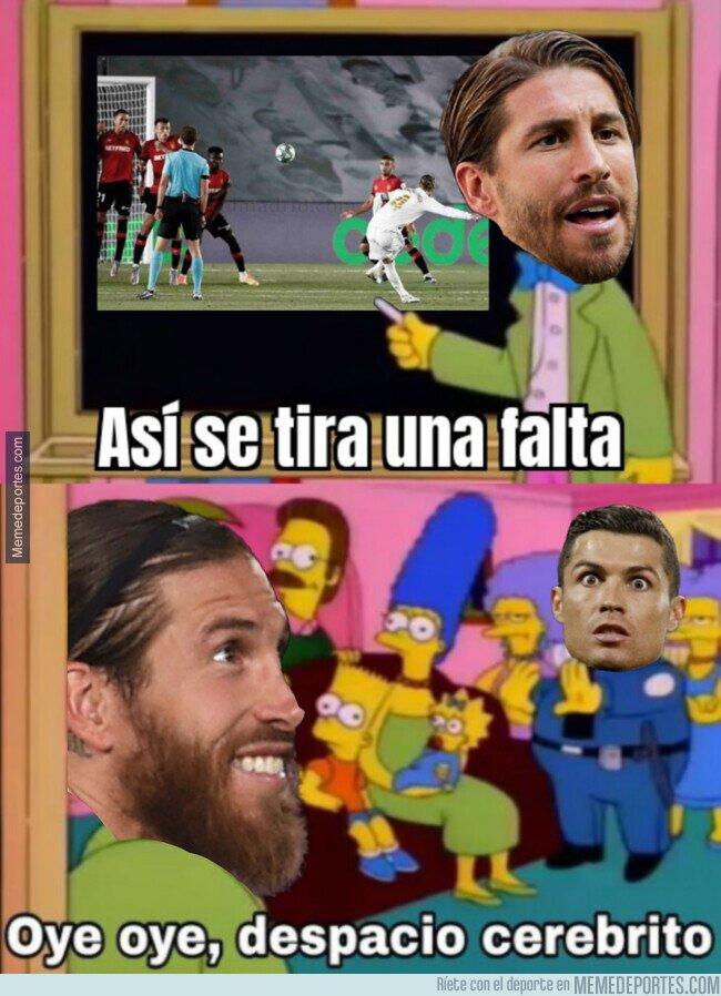 1107530 - ¿Ramos debería haber tirado las faltas en el Madrid mucho antes?