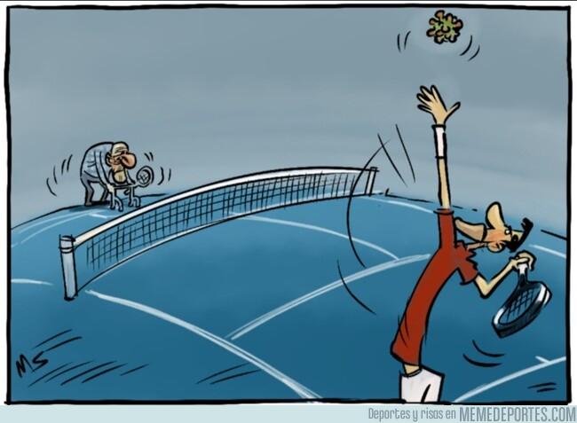 1107637 - La que ha liado Djokovic, por @yesnocse