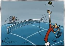 Enlace a La que ha liado Djokovic, por @yesnocse