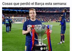 Enlace a Que tiempos aquellos en los que ambos estaban el Camp Nou