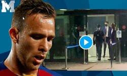 Enlace a Gran indignación entre todos los culés por lo que ha hecho el Barça de Bartomeu con Arthur tras perder la Liga contra el Celta