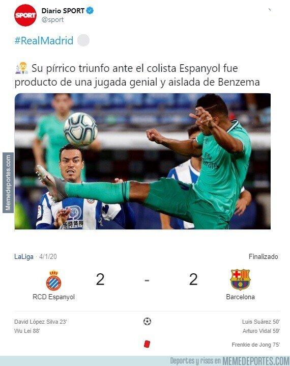 1107977 - El pírrico triunfo del Madrid ante el colista