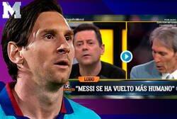 Enlace a Tomás Roncero protagoniza uno de los momentos más locos en 'El Chiringuito' poniendo en su sitio a Messi