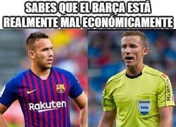 Enlace a Lo del Barça ya es preocupante