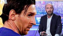 Enlace a El ex del Barcelona que criticó a Griezmann ha insultado a Messi