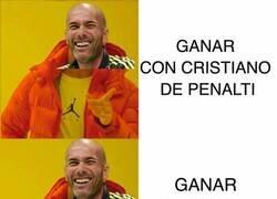 Enlace a Zidane sabe lo que es bueno