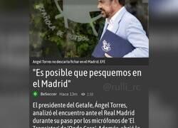 Enlace a El Getafe avisa al Madrid