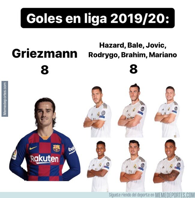 1108413 - Puestos a comparar a Griezmann
