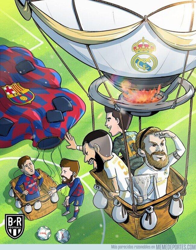 1108416 - El Madrid se despega en la clasificación, por @brfootball