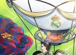 Enlace a El Madrid se despega en la clasificación, por @brfootball