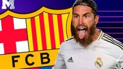 Enlace a El tuit del Real Madrid con el que todos los culés se han enfadado por la sobrada que han puesto por ir líderes