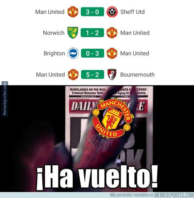 1108515 - El mejor United parece estar de vuelta