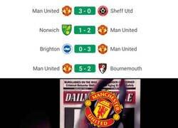 Enlace a El mejor United parece estar de vuelta