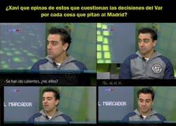 Enlace a La opinión de Xavi
