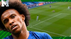 Enlace a ¿Anti-fair play? El Chelsea marca un gol cuando el defensor del Crystal Palace cae lesionado.
