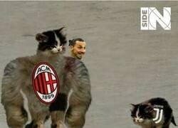 Enlace a El Milan de Zlatan se la lia a la Juve, por @inside_global