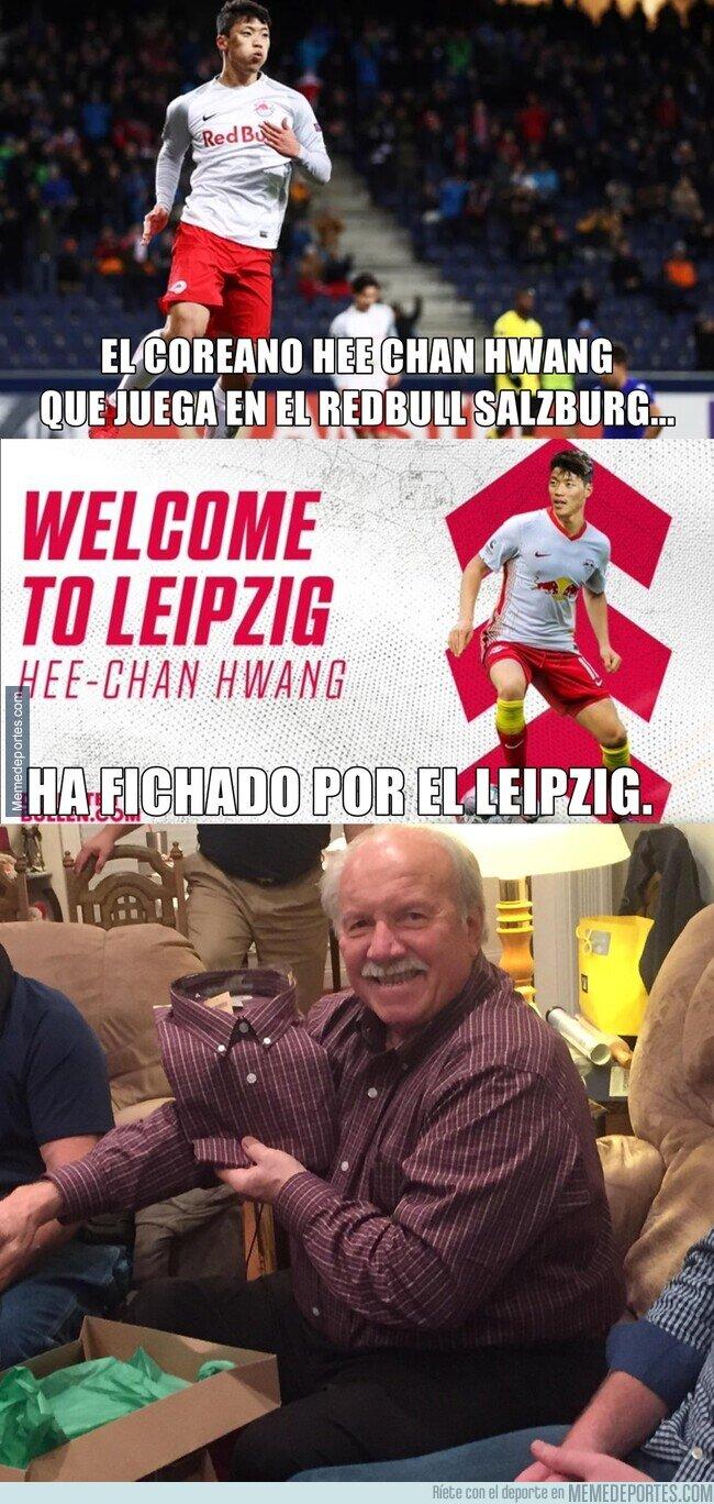 1108906 - El curioso fichaje del Leipzig