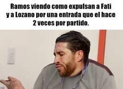Enlace a Ramos no entiende