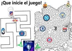 Enlace a Camino a la final de los equipos españoles