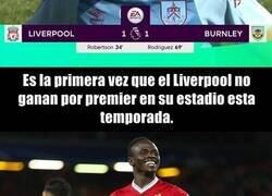 Enlace a El último sprint del Liverpool