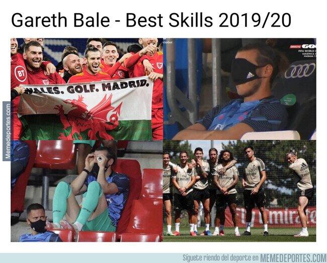 1109392 - Las mejores jugadas del galés