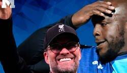 Enlace a Adebayo Akinfenwa viviendo tal vez el momento más feliz de su carrera con este gran gesto de Klopp