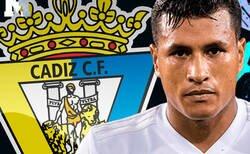 Enlace a 7 futbolistas que quizás no sabías que pasaron por el Cádiz