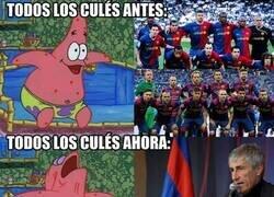 Enlace a Si con Messi ya dan pena, cómo será sin él