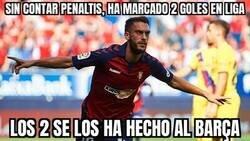 Enlace a Roberto Torres, el verdugo del Barça
