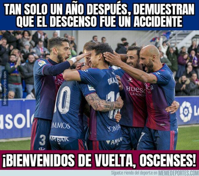 1109838 - El Huesca regresa a Primera