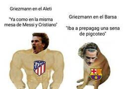 Enlace a Resumen de la temporada de Griezmann