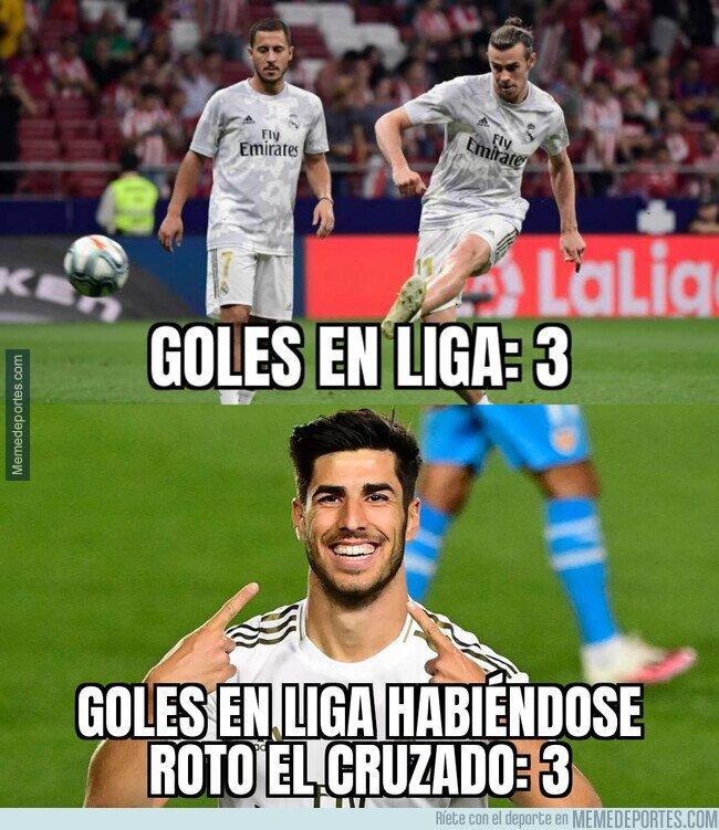 1110142 - Unos minutitos para Asensio fueron igual de efectivos que toda la temporada de Hazard y Bale