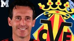Enlace a El Villarreal presenta a Emery como su nuevo entrenador y los fans del Arsenal no han tardado en responder por la foto que han usado