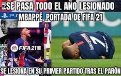 Enlace a El gafe de la portadas de FIFA
