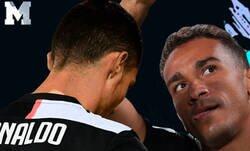 Enlace a Ojo al descarado desplante de la página de la FIFA con Danilo por tener que resaltar a Cristiano. Que bochorno.