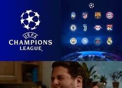 Enlace a 11 días para el retorno de la Champions