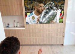 Enlace a Messi esperando que vuelva la Champions