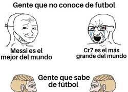 Enlace a Solo los verdaderos amantes del fútbol lo entienden