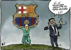 Enlace a El Barça descuida a un pilar fundamental, por @yesnocse