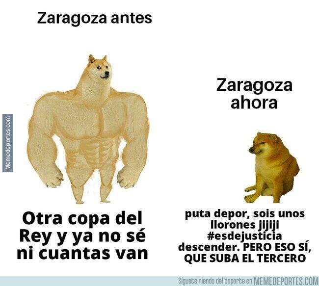 1111029 - Situación actual del Zaragoza