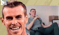Enlace a Gareth Bale carga contra la afición del Real Madrid por hacer esto mientras jugaba en el Bernabéu y no le falta razón