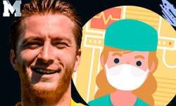 Enlace a Todas las lesiones que lleva Reus desde 2011 que le convierten en un auténtico hombre de cristal