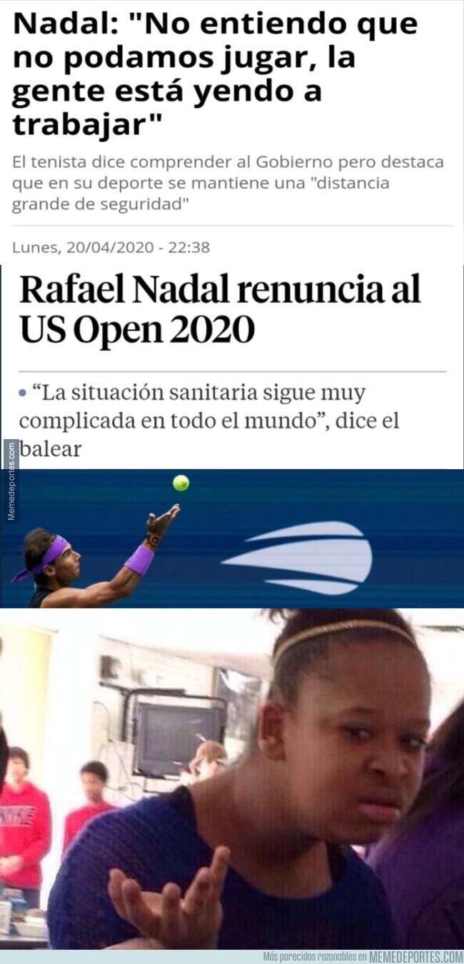 1111306 - ¿Qué pasó, Rafa?