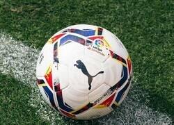 Enlace a Los nuevos balones de La Liga para la próxima temporada.