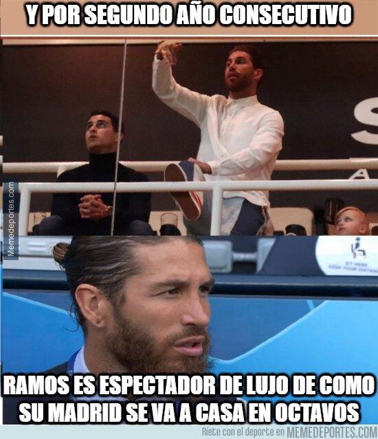 1111459 - Sin Ramos el Madrid no pasa de octavos