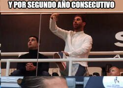 Enlace a Sin Ramos el Madrid no pasa de octavos